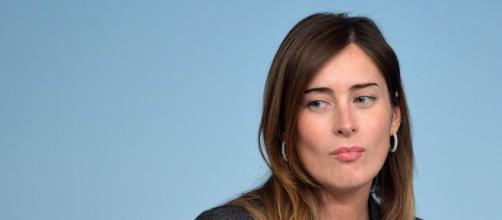 Maria Elena Boschi e Giulio Berruti scoperti a cena insieme: tra i due sarebbe solo amicizia.