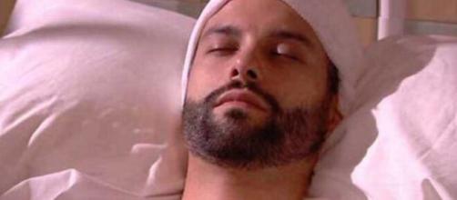 Una Vita trame spagnole: Felipe in coma.