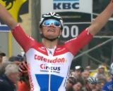 Mathieu Van der Poel correrà per la prima volta la Parigi Roubaix il prossimo 25 ottobre