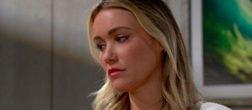 Beautiful, spoiler a venerdì 10/07: Flo accusa dei sensi di colpa dopo aver rivisto Beth.