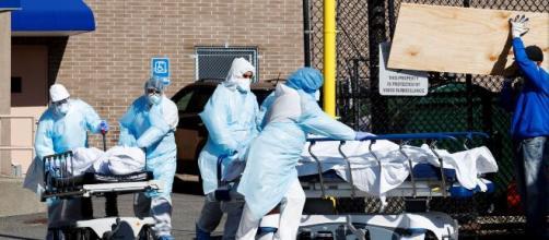 Estados Unidos está a punto de vivir lo peor de la pandemia por el coronavirus