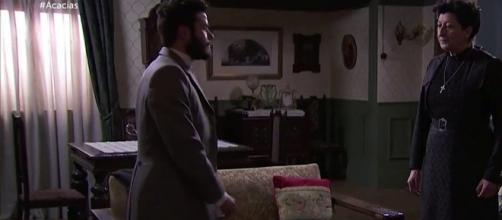 Una Vita anticipazioni puntate dal 5 all'11 luglio: Ursula confessa di aver ucciso Eduardo.