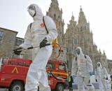 El coronavirus sobrevive en el aire, según un estudio y la OMS se ve obligada a retificar