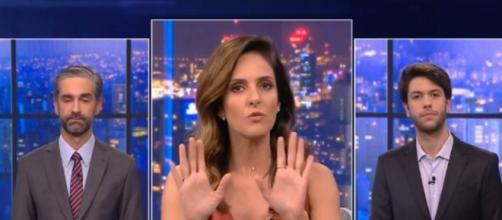 Augusto de Arruda Miranda discute mais uma vez com Caio Coppola e deixa o programa da CNN. (Arquivo Blasting News)