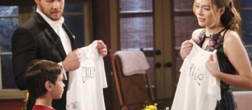 Beautiful, anticipazioni americane: Liam e Hope si sposeranno.