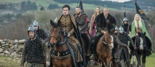 Cenas da série 'Vikings'. (Arquivo Blasting News)