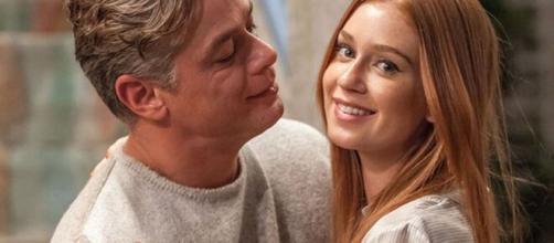 Eliza confessará paixão em 'Totalmente Demais'. (Reprodução/TV Globo)