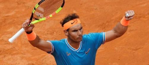 Rafa Nadal, la sua stagione potrebbe riprendere dal Masters 1000 di Madrid.