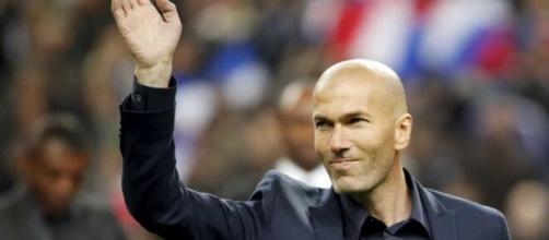 Zidane tem dois filhos profissionais, Luca e Enzo. (Arquivo Blasting News)