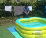 Bra (Cuneo): bambino di 21 mesi annega nella piscina gonfiabile, ha perso la vita dopo pochi giorni.