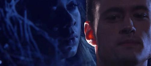 Beautiful, trame fino al 17 luglio: Emma precipita in un dirupo, Thomas resta a guardare.