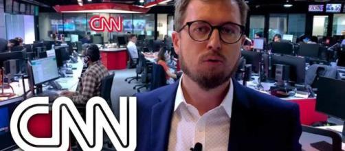 CNN Brasil demite Leandro Narloch após supostos comentários homofóbicos. (Reprodução/CNN)