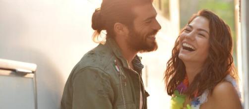 Spoiler fino al 18 luglio Day Dreamer: Can e Sanem, prima la lite poi il bacio.