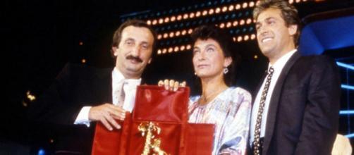 I Ricchi e Poveri a Sanremo nel 1985.
