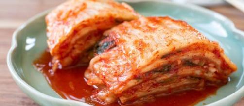Il tradizionale Kimchi coreano.