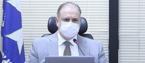Aras recomenda a Guedes mais transparência em gastos no combate à pandemia do coronavírus. (Arquivo Blasting News)