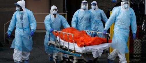 El coronavirus afectó a muchos pacientes en el hospital de Brooklyn, en Nueva York.- qns.com