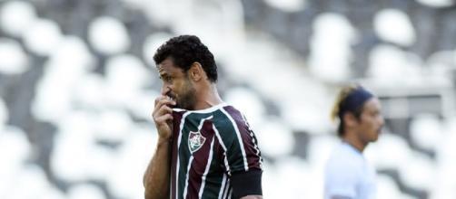 Fred só volta ao Flu no Brasileirão. (Foto: André Durão - www.globoesporte.com)