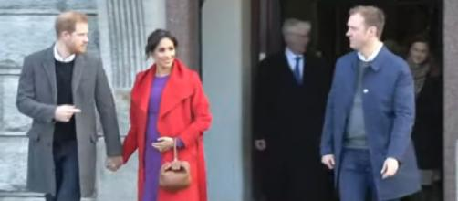 Meghan Markle to speak at Girl Up Global Leadership Summit. [Image source/Access YouTube video]
