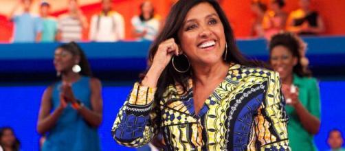 Regina Casé já apresentou o programa 'Esquenta' na Globo. (Reprodução/TV Globo)