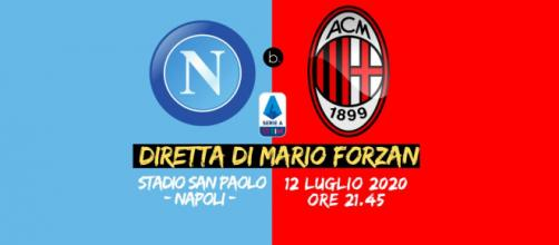 Serie A: Napoli - Milan, al San Paolo si chiude la 32 ma giornata
