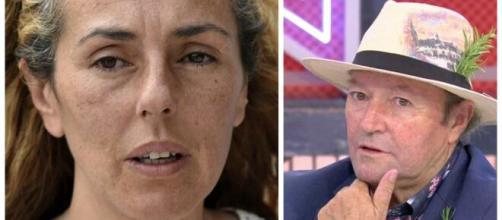 Rocío Carrasco y Amador Mohedano