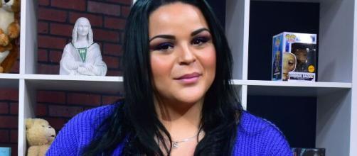 Sarah Fraisou (La Villa 5) complètement métamorphosée depuis les Anges; elle défend sa relation avec Ahmed - gala.fr