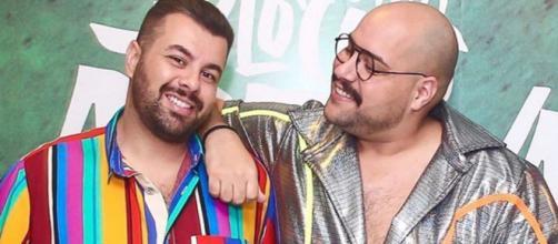 Tiago Abravanel fala sobre seu relacionamento com Fernando Poli. (Arquivo Blasting News)