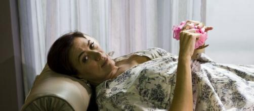 A atriz brilhou na minissérie 'Divã'. (Reprodução/TV Globo)