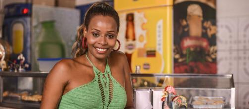A atriz Roberta Rodrigues nasceu e cresceu na comunidade do morro do Vidigal. (Arquivo Blasting News)