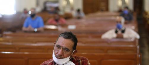 Así lucen las iglesias en México, tras la reapertura con nuevas normas sanitarias por el coronavirus.