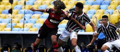 Fla-Flu decide o Campeonato Carioca de 2020. (Foto: Portal Maquina do Esporte - www.maquinadoesporte.com.br)