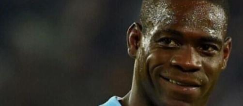 Mario Balotelli, dal 2010 al 2013 al Manchester City.