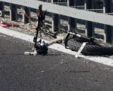 Barletta, incidente sulla statale: morti tre giovani che erano in bici.