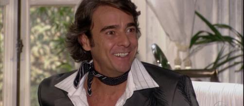Alexandre Borges participou de filmes de sucesso. (Reprodução/TV Globo)