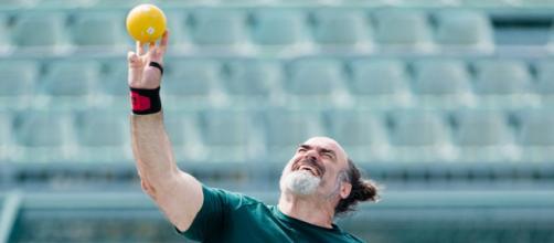 Atletica paralimpica: Lorenzo Tonetto (Foto Marco Mantovani)