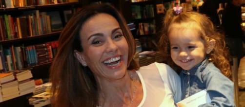 Atriz é mãe da pequena Sophia. (Arquivo Blasting News)