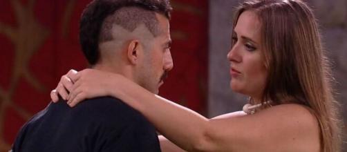'BBB': Patrícia confirma que teve noite quente com Kaysar no reality. (Arquivo Blasting News)