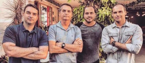Bolsonaro tem cartão usado por golpistas no Chile. (Arquivo Blasting News)