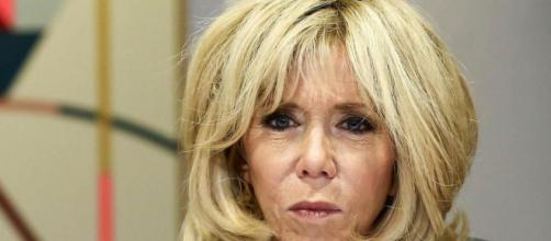 Brigitte Macron aurait du mal à supporter la pression - Photo capture d'écran Twitter