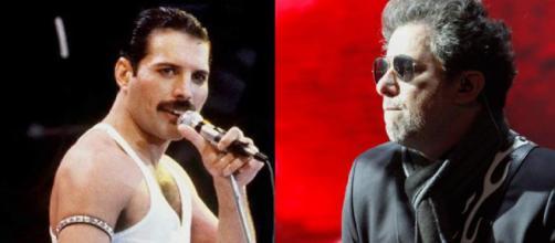 El músico argentino Andrés Calamaro cuestionó por Twitter a la legendaria banda inglesa Queen.