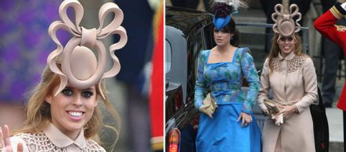 El peculiar estilo de la princesa Beatice siempre la hace resaltar