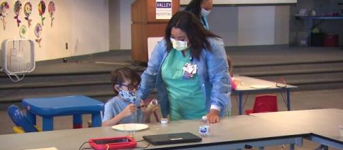 En México han hecho un peculiar regalo a las enfermeras por su labor ante la pandemia del coronavirus.