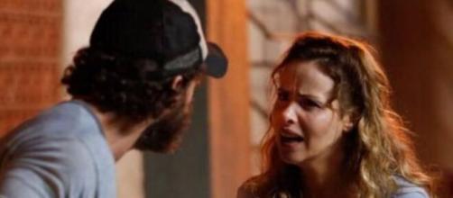 Gilda ficará chocada com atitude de DIno em 'Totalmente Demais'. (Arquivo Blasting News)