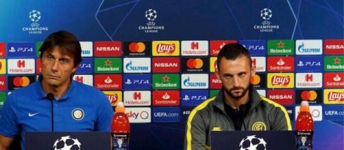 Inter: Conte avrebbe inserito anche Skriniar e Brozovic nella lista dei calciatori in uscita.