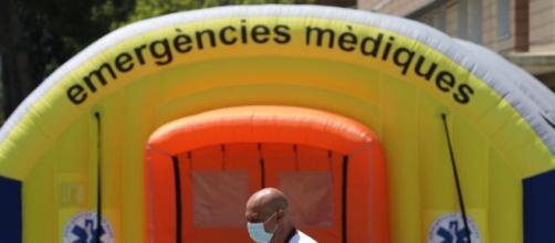 La situación de Lleida por el coronavirus ha provocado una gran tensión en las calles,