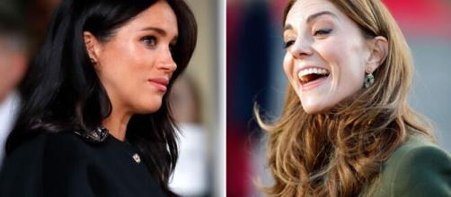 Meghan Markle y Kate Middleton cambian de look