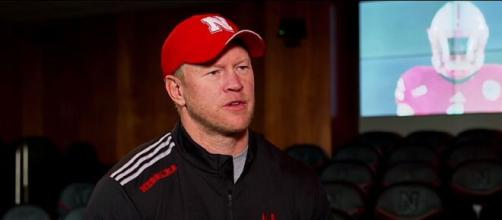 Scott Frost means business, Huskers prepares to play against their rivals. [Image Source: Big Ten Network/ YouTube Screenshot]