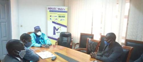 Séance de travail entre le Minjec et les responsables régionaux (c) Minjec