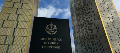 Tirocini presso la corte di giustizia Europea.